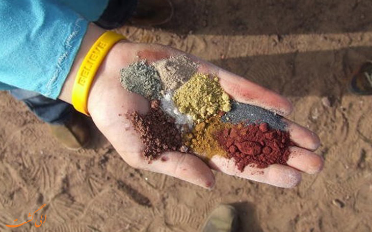 خاک خوراکی هرمز