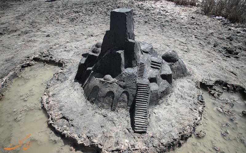 از جمله آثار جشنواره کجی نمکزار