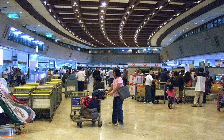 فرودگاه مانیل فیلیپین