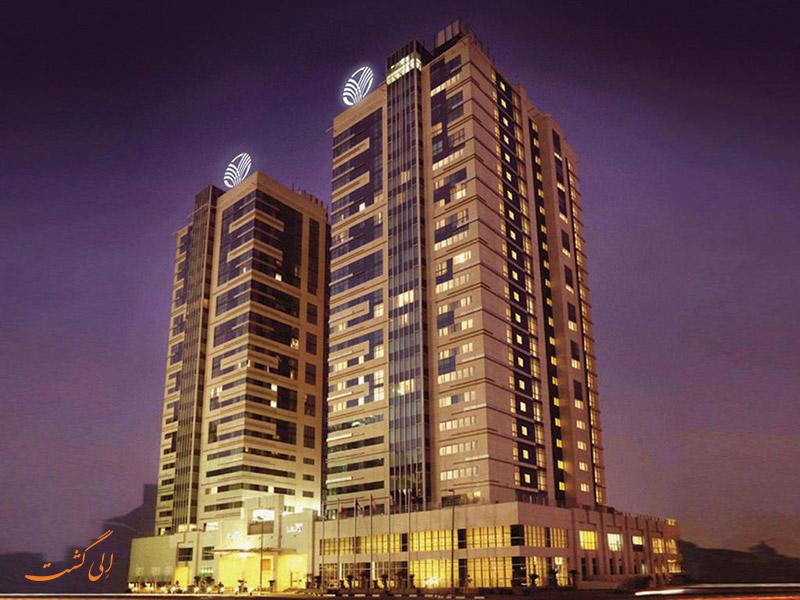 هتل مدینا روتانا دبی