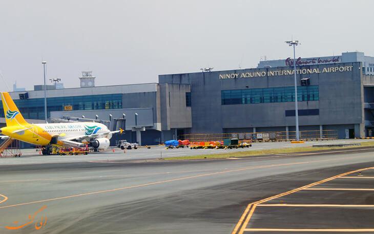 فرودگاه مانیل یا نایا
