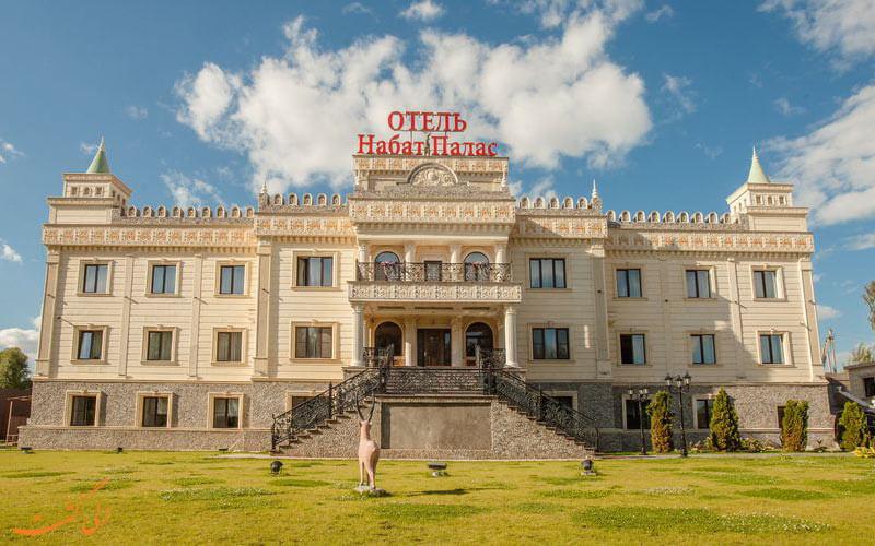 هتل نبات پالاس مسکو Nabat Palace Hotel