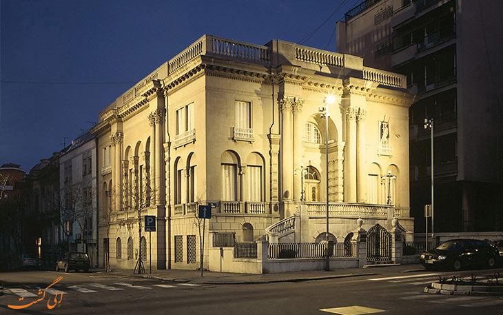 موزه نیکولا تسلا