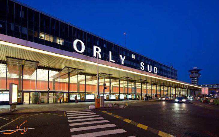 فرودگاه اورلی فرانسه