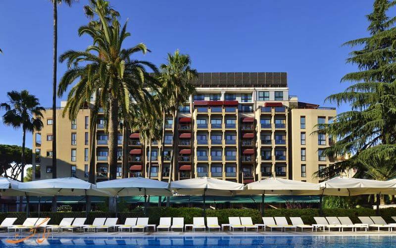 هتل پارکو دی پرینسیپی گرند رم Parco dei Principi Grand Hotel