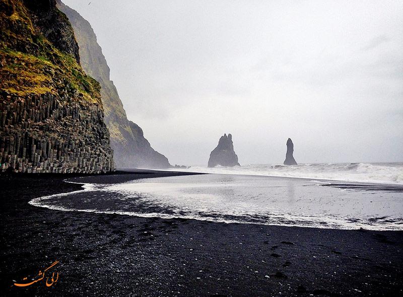 ساحل سیاه ایسلند