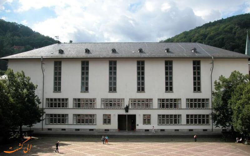 دانشگاه روپرشت کارلز هایدلبرگ