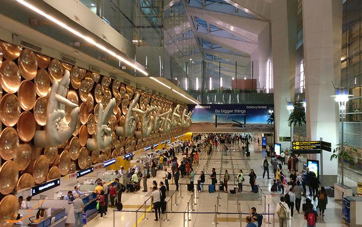 فرودگاه ایندیرا گاندی دهلی