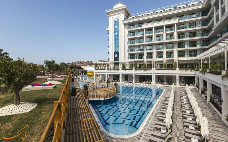 هتل ساید لا گرند آنتالیا La Grande Resort