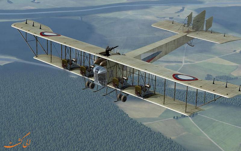 هواپیمای Sikorsky Ilya Muromets