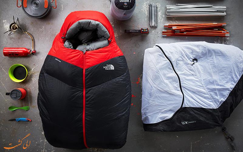 کیسه خواب خوب برای مسافرت