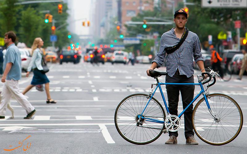 سرویس کرایه دوچرخه