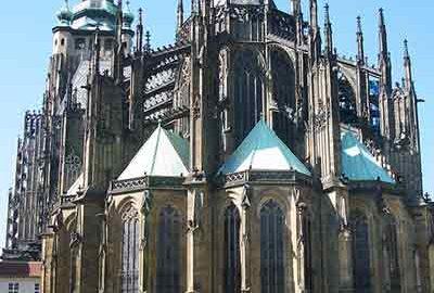 کلیسای سنت ویتوس چک