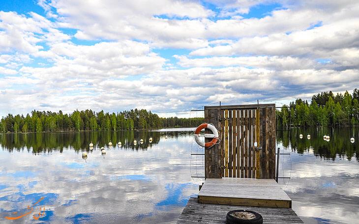 طبیعت گردی سوئد