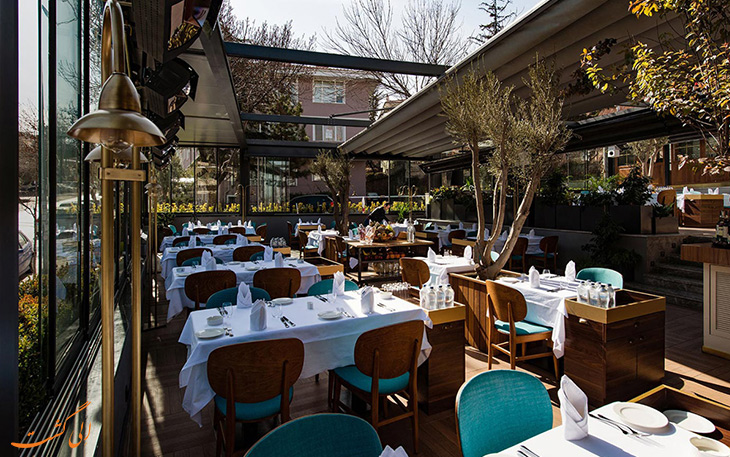 رستوران تریلی آنکارا