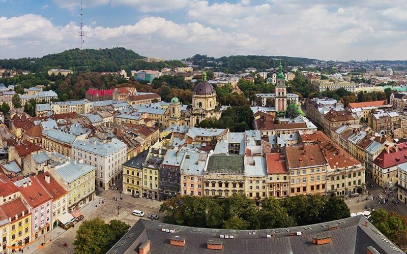 شهر اوکراین