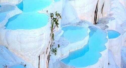 گردشگری آب گرم در ترکیه