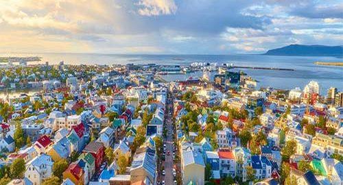 ریکجاویک ایسلند