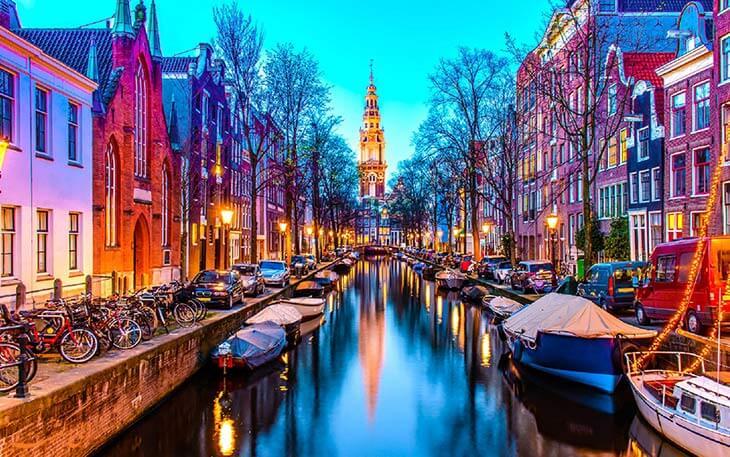 سفر آمستردام