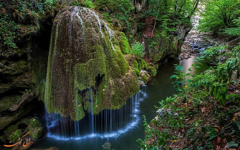 ماجراجویی در آبشارهای اروپایی