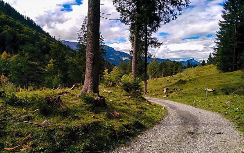ماجراجویی در طبیعت اروپا