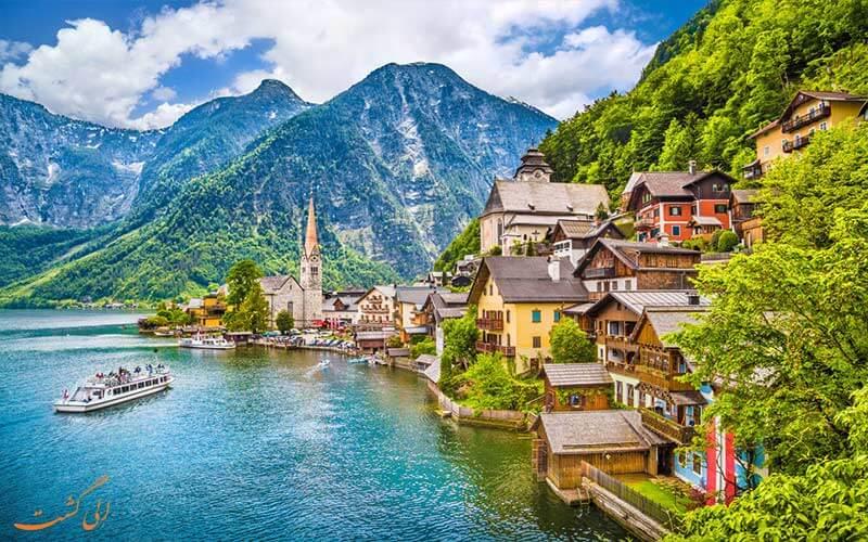 ماجراجویی در اروپا سوئیس