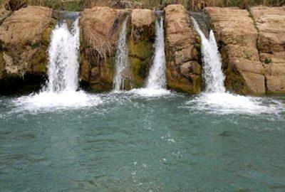 آبشار پلیه ایلام