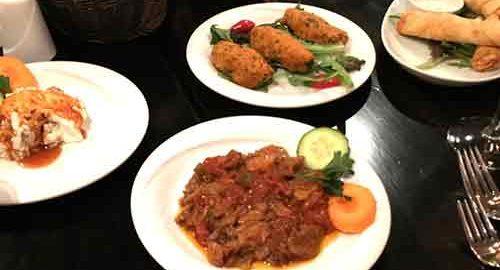 رستوران های آنکارا ترکیه