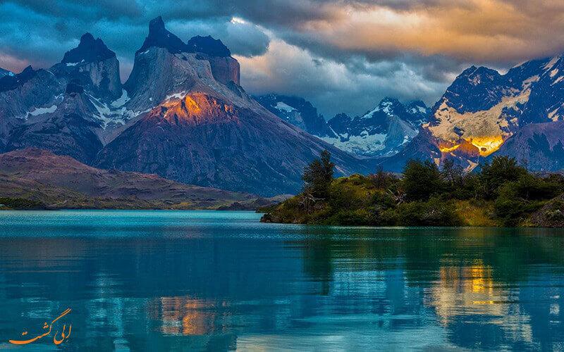 جاذبه های طبیعی آرژانتین
