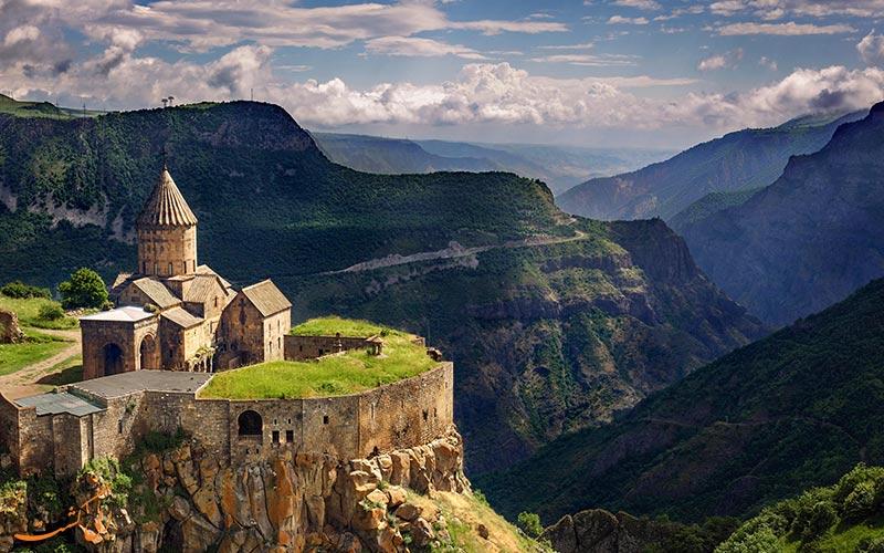 جملات پرکاربرد ارمنی