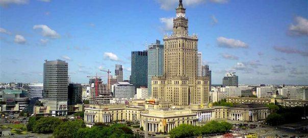 ورشو، پایتخت لهستان