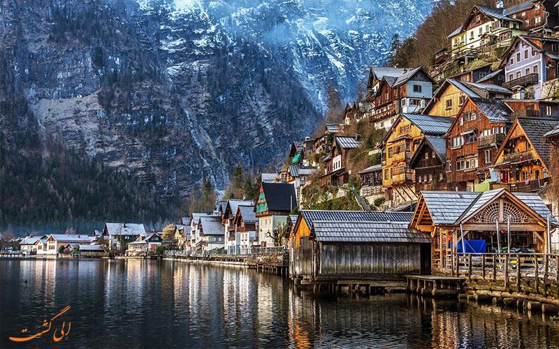 اخذ ویزای اتریش