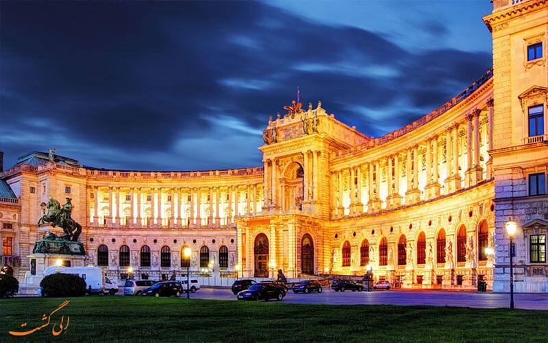وین پایتخت اتریش