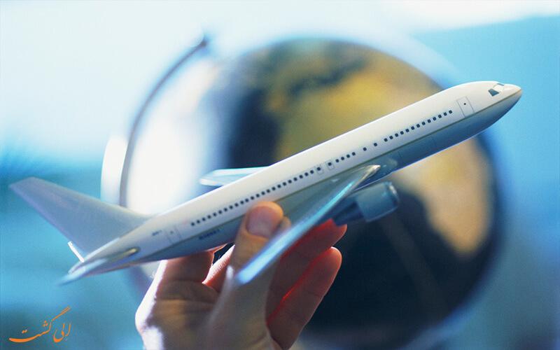 اصطلاحات رایج هواپیمایی