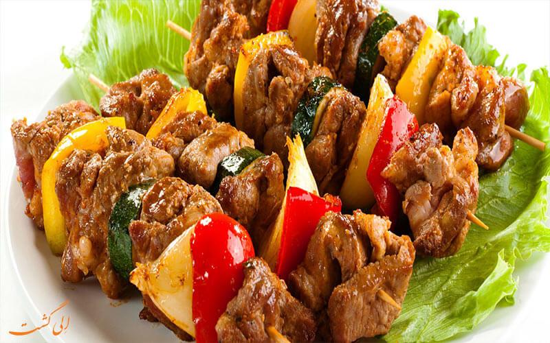 غذاهای بارابادوس