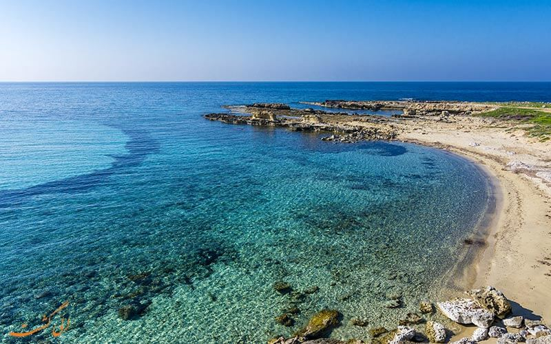 سواحل قبرس شمالی