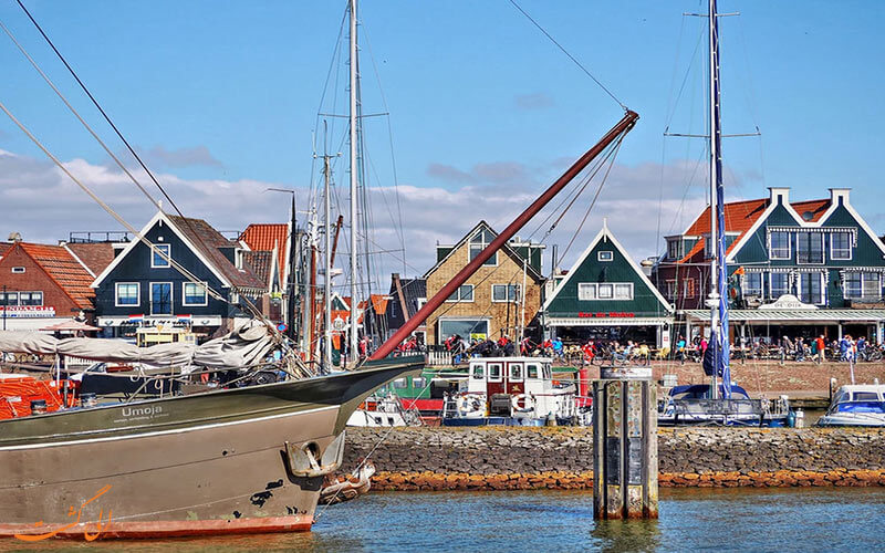 شهر ولندام در هلند