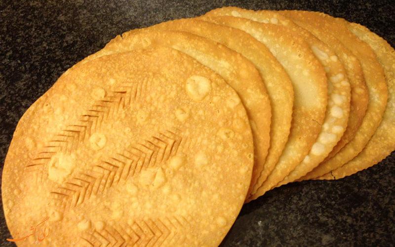 نان سرخ شده