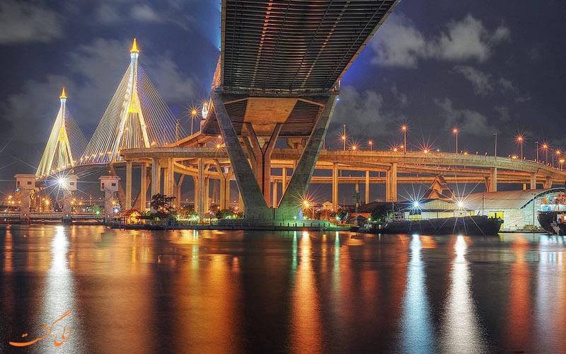پل های تایلند