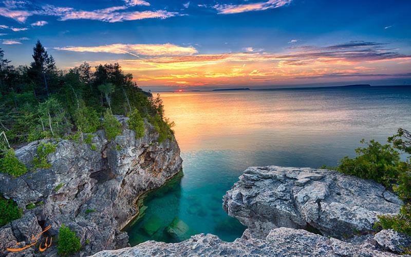 پارک ملی شبه جزیره بروس