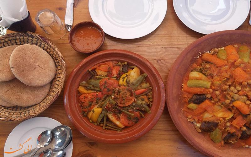 بهترین رستوران های کازابلانکا