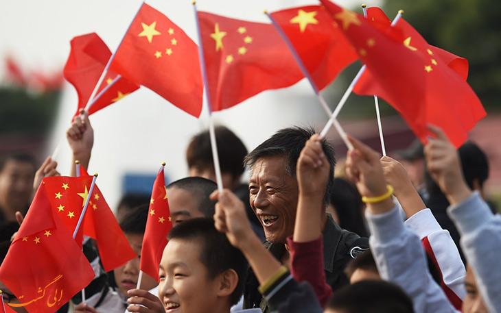 مردم کشور چین