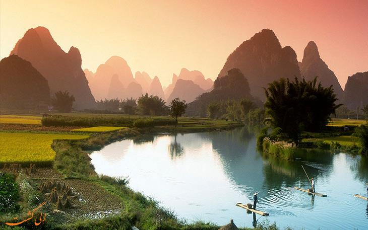 اتقافات عجیب در چین
