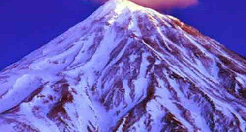کوه دماوند ایران