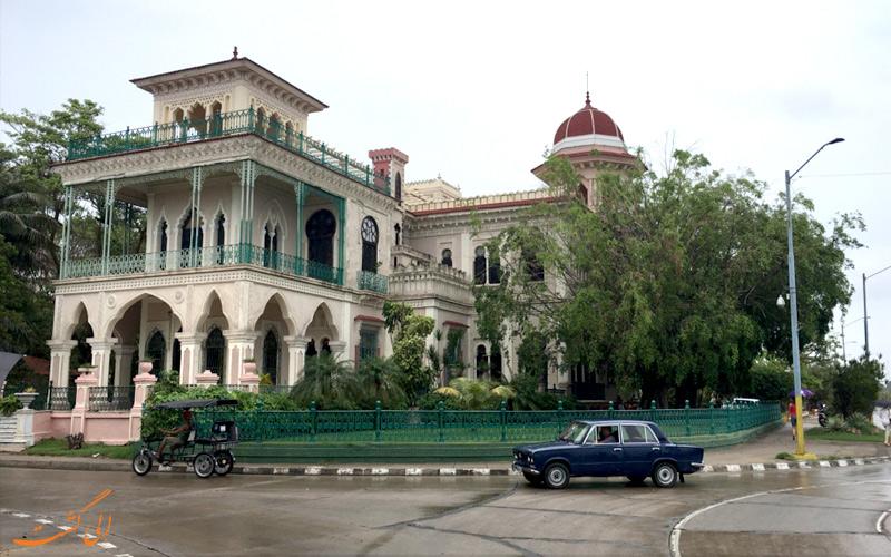 قصر د ویلا