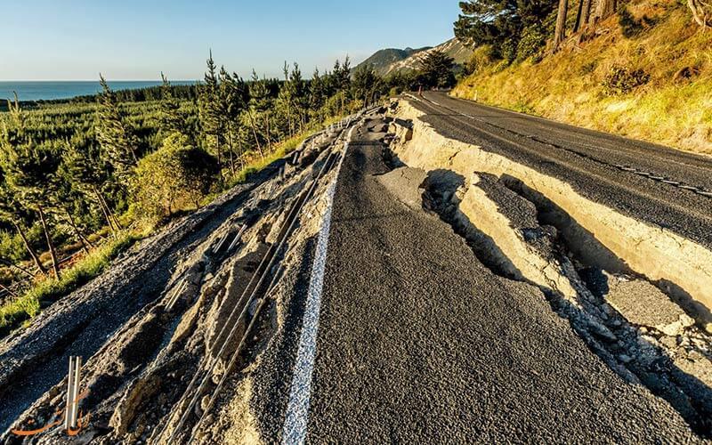خسارات ناشی از زلزله