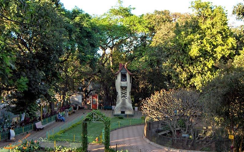 باغ پنج گانه در بمبئی