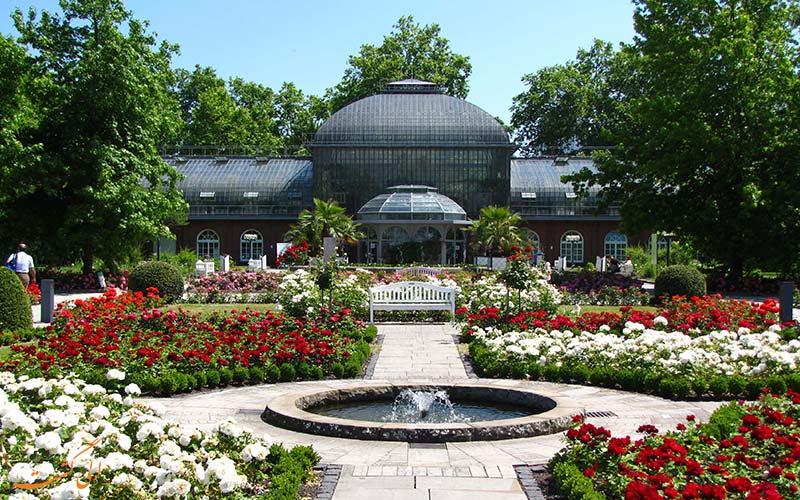 باغ گیاهشناسی پالمن گارتن