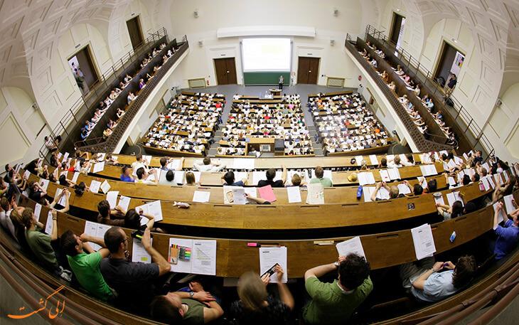 10 دانشگاه برتر کشور آلمان