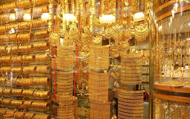 خرید طلا در دبی